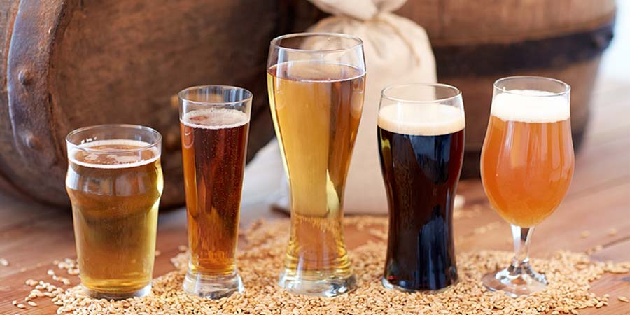Beginner Beers for Brewing