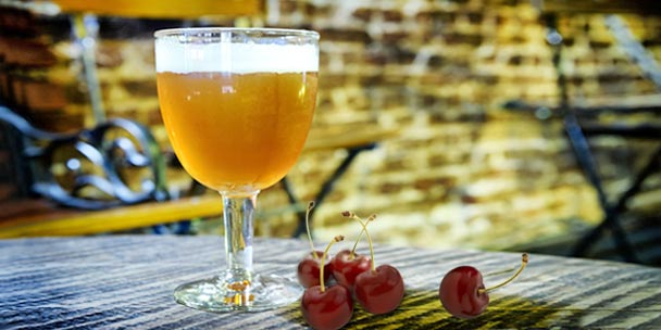 RECIPE: Belgian Tart Cherry Ale