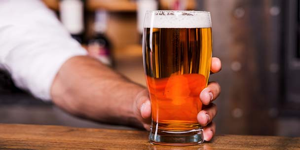 "RECIPE: ""Beer In Hand"" Pale Ale"