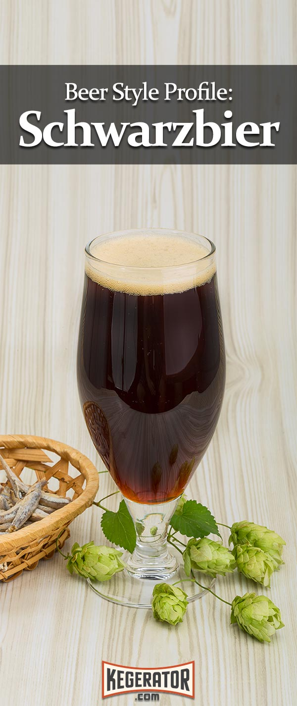 Schwarzbier Style Profile: Everything You Want to Know About This Beer Style
