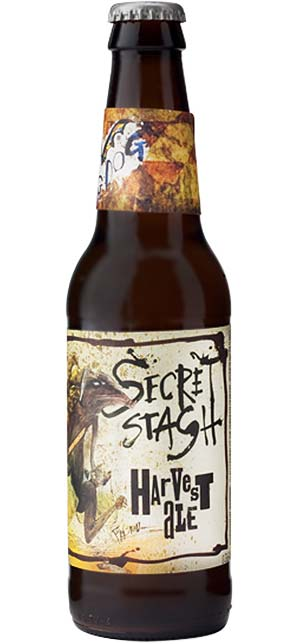 Secret Stash Havest Ale from Flying Dog Brewing