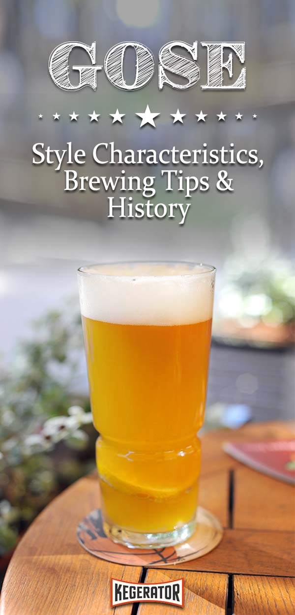 Gose Beer - Style Characteristics, Brewing Tips & History