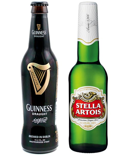 11 Most Popular Guinness Blends :: Kegerator com