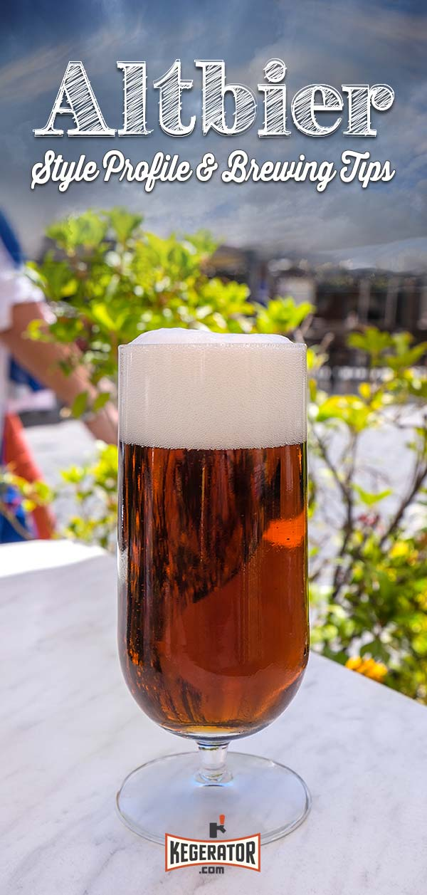 Altbier - Style Profile, Brewing Tips & History
