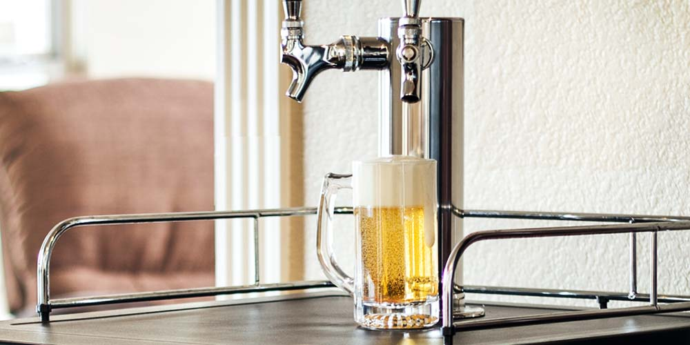 How to Store Draft Beer