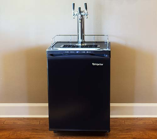 Freestanding Home Kegerator