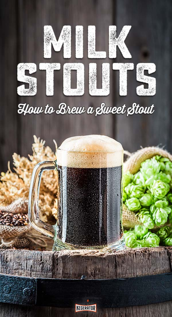 How to Brew a Milk Stout