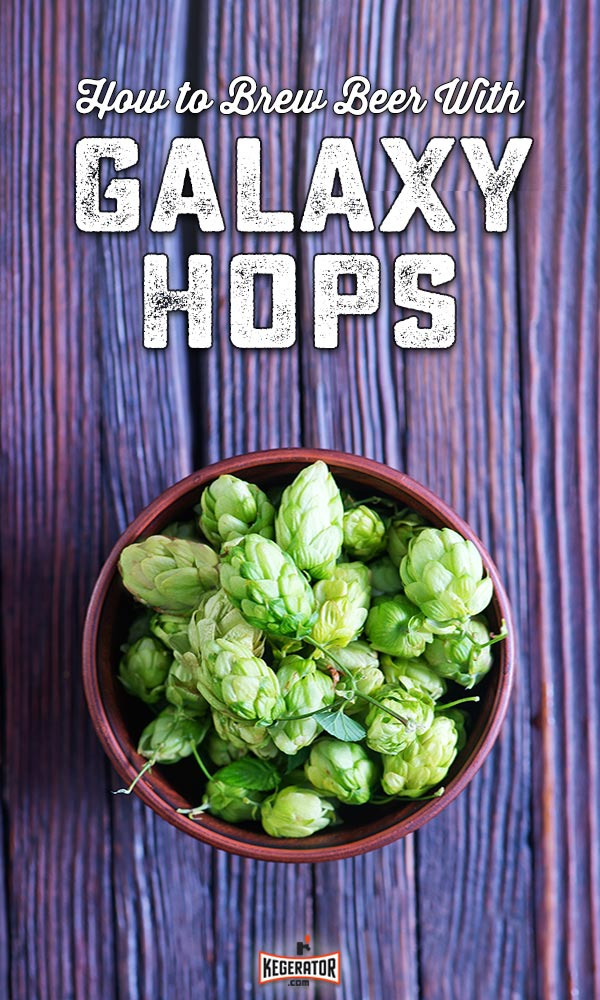 How to Brew Galaxy Hops