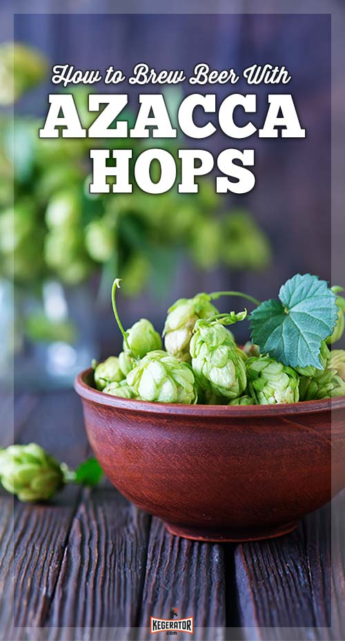 How to Brew Beer With Azacca Hops