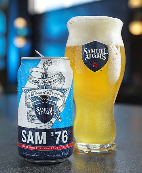 Sam 76 from Boston Beer